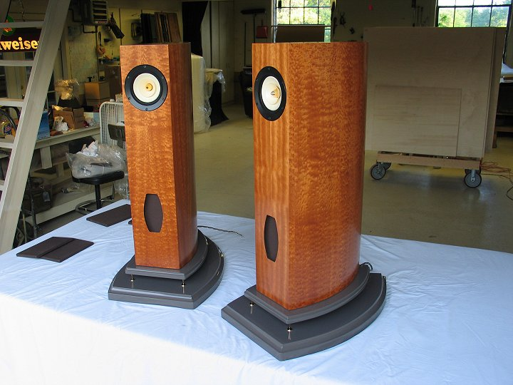 The Craziest Looking Speaker Finishes In The World Page